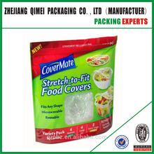 food packaging/stand up food packaging/food grade packaging