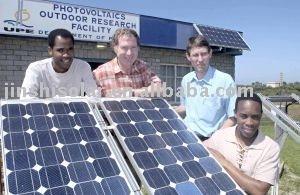 monocrystalline 50w china solar pv panel module