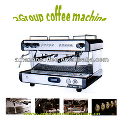 Commercial Coffee Machine for Espresso and Cappuccino (Espresso-2S)