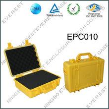 Hard Plastic Equipment Cases