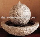 Ball Stone table top water fountain