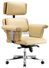 Adjusttable gas lift chair/Fashionable leisure excutive chair/office chairs FL-1040#