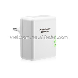 500M homeplug av powerline network adapter 43
