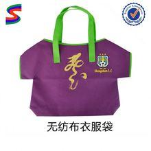 Non Woven Grocery Shopping Tote Bag Silver Coated Pp Non Woven Grocery Bag