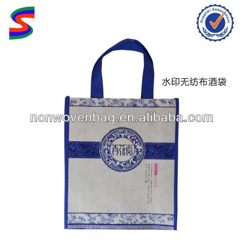Transparent Wine Bag Wine Bottle Tote Bag