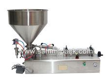 Filler Machine Semi Auto Shampoo,Lotion Gel,Cream Filling Machine