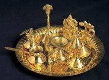 Hindu pooja materials