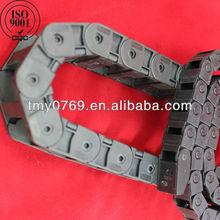 nylon flexible cable duct black