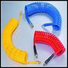 Plastic pneumatic hose spring air hose