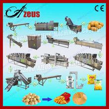 Full/Semi automatic potato chips making machine price for sale
