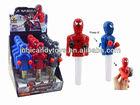 BOXING SPIDERMAN CANDY TOYS (817TUBE) (12PCS/BOX)