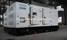 400KVA customized canopy type silent diesel generator