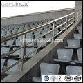 D'approvisionnement en acier inoxydable bon pour rampes d'escalier tuyau composite, barrière