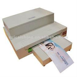 450mm Photo Paper UV Coating Machine