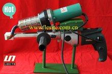 Hand extruder welding/ handheld plastic welding machine/plastic extrusion welding gun