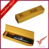 Manufacturing Wine Packaging Box / Leather Wine Carrier With Elegant Design