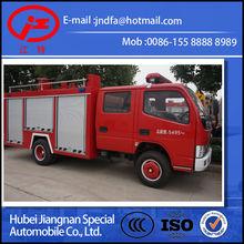 2015 dongfeng dolika water foam tank fire truck (JDF5070GXFPM20/D )