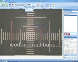 2D Microscope Measurement Software