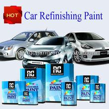 1K ACRYLIC PAINT FOR CAR REFINISHING