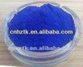 PVC pigment bleu outremer / PB29 / PVC utilisé pour Foamposite, revêtements, peinture de qualité, de détergent et a blanchi le blanc pigment bleu / PB29