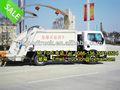 Nissan 6t 6 cbm camión compactador de basura compactador de basura para la venta 0086-13635733504