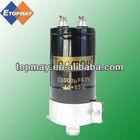 Screw Terminal Aluminum Electrolytic Capacitor 400V