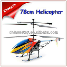 New Arrival 3.5ch Flashing Light Gyro Helicopter RC