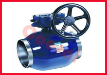 2inch 150LB Extended stem Trunnion Full Welded Steel Ball Valve