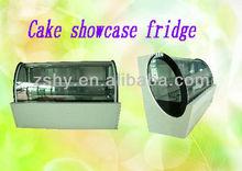 Counter top cake showcase fridge