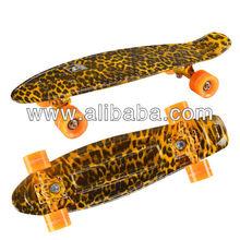 24 inch skateboard marbling