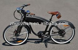 electric bike harley style
