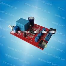 Optional 10W*2 or 15W*2 amplifier module