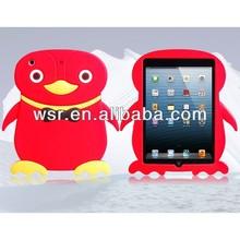 3D animal Silicone Protective Case for iPad Mini