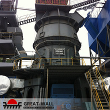China Great Wall High Efficiency Coal Mll in Cement Plant