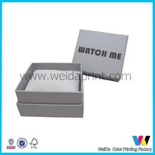 brand single watch box, gift packaging box