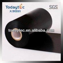 Barcode printer wax/resin thermal transfer ribbon