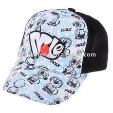 children embroidered cap