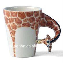 2013 Ceramic Giraffe Mug 3D picture