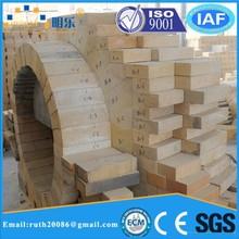 standard size refractory brick for kiln car