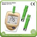 et111 Kan şekeri ölçüm cihazı