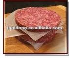 Automatic hamburger patty forming machine