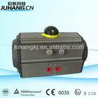 High pressure pneumatic actuator