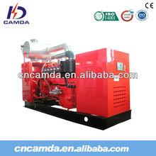 80kw natural gas generator / biogas generator / methane gas generator set