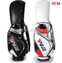 PGM Golf Cart Bag With PU Material