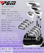 PGM Junior Complete Indoor Golf Clubs Set