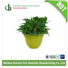 Eco Friendly Plant Fiber Scalloped Hanging Balcony Flower Pot