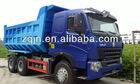 SINOTRUK howo tipper truck 30 tons howo a7 dump truck