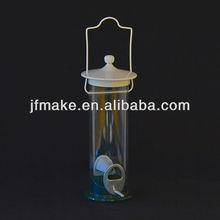 PC Tube bird feeder