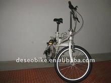 2012 newly design folding foldable bike