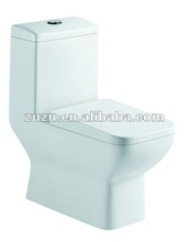 2013 new design ceramic siphonic one piece toilet bowl commode sanitaryware
